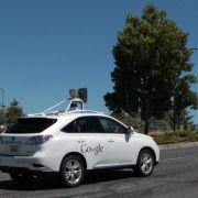 Googles eigene selbstfahrende Autos ab Sommer auf der Straße (Foto)