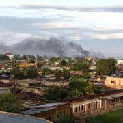 Putschversuch in Burundi gescheitert - Putschisten geben auf (Foto)