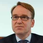 Bundesbank-Präsident rügt Notkredite für Griechenland (Foto)
