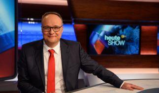 """Oliver Welke ist Anchorman bei der """"heute-show"""". (Foto)"""