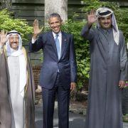 Obama wirbt bei Golfstaaten für Iran-Abkommen (Foto)