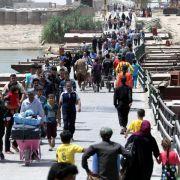 Irak: Ramadi fast vollständig unter IS-Kontrolle (Foto)