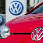 VW-Konzern im April mit Absatzminus (Foto)