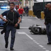 Streit um Wäsche:Mann erschießt in Neapel vier Menschen (Foto)