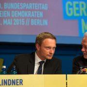 FDP wartet auf Grundsatzrede von Parteichef Lindner (Foto)