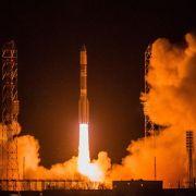 Russische Rakete mit Satelliten abgestürzt (Foto)