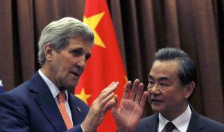 USA besorgt über Chinas Vorgehen im Südchinesischen Meer (Foto)