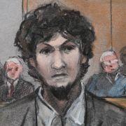 Urteil: Giftspritze für den Boston-Bomber (Foto)