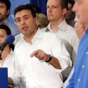 Opposition in Mazedonien will Regierung stürzen (Foto)