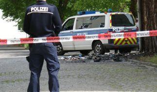 Brandanschlag auf geplantes Flüchtlingsheim in Brandenburg (Foto)