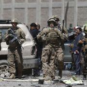 Brite bei Selbstmordanschlag in Kabul getötet (Foto)