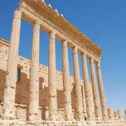 IS-Fanatiker und Assad-Truppen kämpfen um Palmyra (Foto)