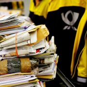 Warnstreiks bei der Post gehen weiter (Foto)