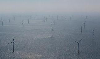 Eon baut neuen Windpark vor britischer Küste (Foto)