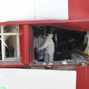 Explosionen in Gebäuden der türkischen Oppositionspartei HDP (Foto)