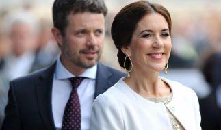 Das Kronprinzenpaar Mary und Frederik besucht Deutschland. (Foto)