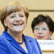 Merkel will nach Ebola-Epidemie WHO-Reform (Foto)