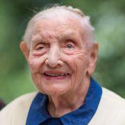 Sie wurde 111 Jahre: Älteste Deutsche in Ludwigshafen gestorben (Foto)