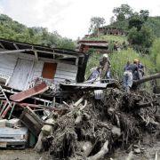 Schlammlawine in Kolumbien tötet mindestens 59 Menschen (Foto)