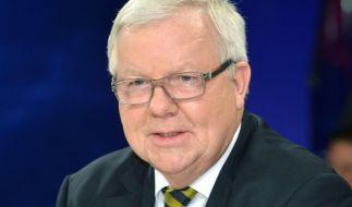 CDU-Vize Michael Fuchs warnt die SPD vor Neuwahlen. (Foto)