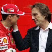 Ex-Ferrari-Boss widmet Schumi seinen Ehrenpreis (Foto)