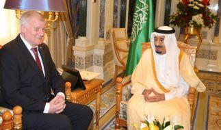 Saudi-Arabiens König Salman. (Foto)