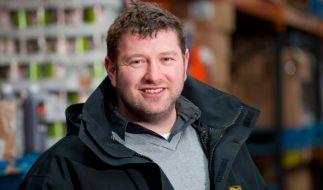 Der Engländer Dan Cluderay macht Millionen mit dem Verkauf abgelaufener Lebensmittel. (Foto)