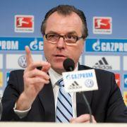 Wurst-Rede statt Wutrede vom Schalke-Boss (Foto)