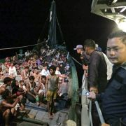 Indonesien und Malaysia wollen Rohingya-Flüchtlinge aufnehmen (Foto)