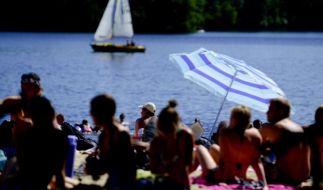 EU-Bericht:Gute Wasserqualität an deutschen Badestellen (Foto)