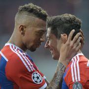 Boateng und Lewandowski: Zoff beim FC-Bayern-Training (Foto)