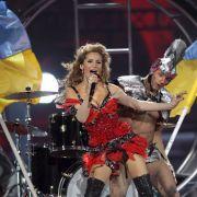 Ukraine mit Sventlana Loboda (2009) - Platz 12