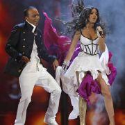 Aserbaidschan mit Aysel Teymurzadeh (2009) - Platz 3