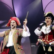 Lettland mit Pirates of the Sea (2008) - Platz 12