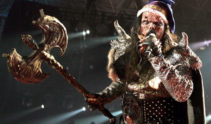 Finnland mit Lordi (2006) - Platz 1 (Foto)