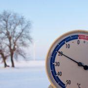 Kaltes Wetter für mehr Todesfälle verantwortlich als Wärme (Foto)