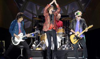 Auch nach vielen Jahrzehnten begeistern die Stones noch ihre Fans. (Foto)