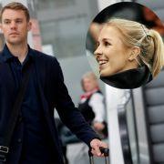 Manuel Neuer im Liebesurlaub auf Malle (Foto)