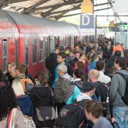 Nach dem Bahnstreik: Wie chaotisch geht es weiter? (Foto)