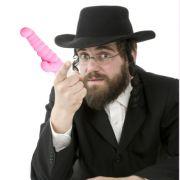 Rabbi verkauft koschere Vibratoren (Foto)