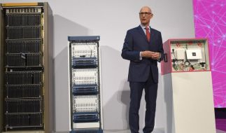 Telekom-Chef: Schnelle Netze sind Basis der Digitalisierung (Foto)