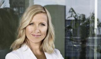 """Andrea Kiewel ist das Gesicht vom """"ZDF-Fernsehgarten"""". (Foto)"""