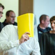 Verteidiger plädieren im «Maskenmann»-Prozess (Foto)