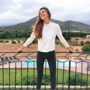Sorge um Stefanie Giesinger: Ist sie zu dünn? (Foto)