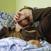 Ukraine:Gefangene bezeichnen sich als russische Soldaten (Foto)