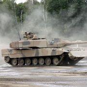 Neuer Kampfpanzer:«Leopard 2»-Nachfolge wird vorbereitet (Foto)