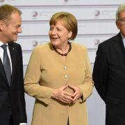 Östliche EU-Partner gehen bei Gipfel praktisch leer aus (Foto)