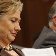 US-Regierung veröffentlicht erste Clinton-Mails (Foto)