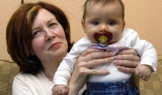 Annegret Raunigk ist mit 65 Jahren Mutter von Vierlingen geworden. (Foto)