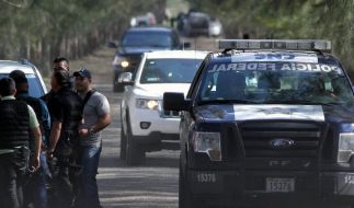Mindestens 43 Tote bei Feuergefechten inMexikos Drogenkrieg (Foto)